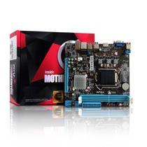 Placa Mae Intel 1150 IH81-MA Ddr3 Hdmi/Vga  AFOX -