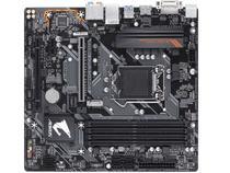 Placa mae lga 1151 intel gigabyte b360m aorus gaming 3 m-atx ddr4 2666mhz hdmi m.2 usb 3.1 -