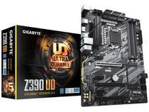 Placa Mae LGA 1151 INTEL Gigabyte Z390 UD ATX DDR4 4133MHZ HDMI M.2 Crossfire -