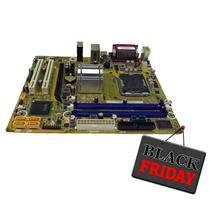 Placa Mãe LGA 755 POS-PIG41BO Core 2 Duo, Pentium e Celeron - Positivo