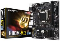 Placa Mãe Micro ATX DDR4 2400 2133Mhz HDMI DVI 2xUSB 3.0 1151 Gigabyte -