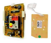 Placa Máquina De Lavar Electrolux Turbo 15 Kg Lt15f 70201676 - Cp Placas E Cp Placas