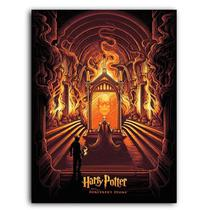 Placa  MDF  30 cm x 20 cm - Harry Potter e a Pedra Filosofal - Bd cases
