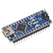 Placa Nano V 3.0 R3 Atmega328 - Sem Cabo USB compatível para Arduino - Casa Da Robótica