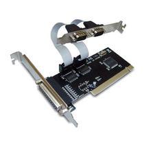 Placa PCI-Express Multiserial Encore ENEPC-2S1P - 2 Portas Seriais e 1 Paralela -