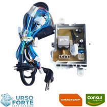 Placa Potencia C/ Rede Sup Lavadora Consul Cws12a W11251564 -