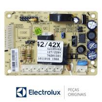 Placa potência df42, df42x 70201381 127v/220v refrigerador electrolux -