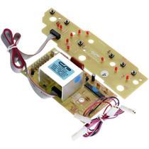 Placa Potência e Interface Bivolt Lavadora Brastemp BWG C10A BWF09A - CP 0485 - CP Placas Eletronicas