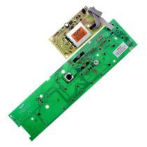Placa Potência e Interface Bivolt Lavadora Brastemp BWL09B W10308925 - CP 1043 - Cp Placas Eletronicas