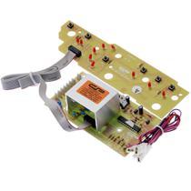 Placa Potência e Interface Brastemp BWC10AB_V2 W10198866 - CP 1446 - CP Placas Eletronicas