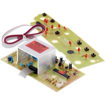 Placa Potência E Interface Lavadora Brastemp W10605809 - CP 1447 - Cp Placas Eletronicas