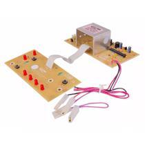 Placa Potência E Interface Lavadora Cwc24a 326006689 Bivolt -