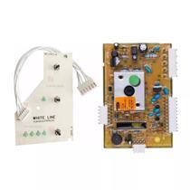 Placa Potência e Interface Máquina de lavar roupas Electrolux Turbo Economia 12kg LTE12 VERSÃO 2 - Cp Placas