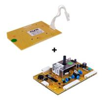 Placa Potência+interface Electrolux Ltc10 70201296/64500135 - Cp Placas