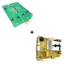 Placa Potência+interface Electrolux Ltc10 70201296/64500135 -