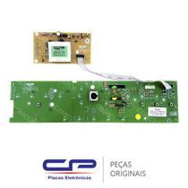 Placa Potência / Principal com Placa Interface / Display W10301604 Lavadora Brastemp BWL11AR - Cp