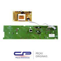 Placa Potência / Principal com Placa Interface / Display W10308925 Lavadora Brastemp BWL09B - Cp