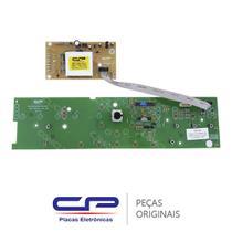Placa Potência / Principal com Placa Interface / Display W10540663 Lavadora Brastemp BWB09AB BWL09B - CP