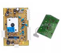 Placa PotênciaE Interface Compatível máquina de lavar Electrolux LTC10  Turbo Capacidade Versão 1 - Cp e wl placas