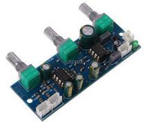 Placa Pre Amplificador 2.1 Caixa Ativa Subwoofer C/ Low Pass - Brasil Home