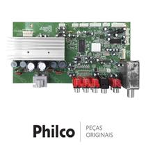 Placa Principal DM1001 / 709616 Mini System Philco PH650, PH650M -
