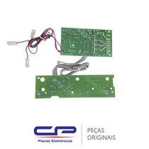 Placa Principal / Potência com Placa Interface / Display 326046010 Lavadora Brastemp BWF08BB - Cp