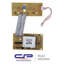 Placa Principal / Potência com Placa Interface / Display W10344774 Lavadora Consul CWL10B, CWL75A - Cp