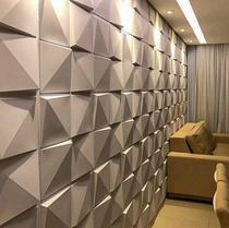 Placas decorativas 3D Poliestireno Cubos m² - Ilove3D