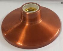 Plafonier Turquia Aliuminio Cobreado  E27 Kin -