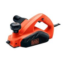 Plaina Elétrica 7698 16.500rpm 82,0mm 650W 220v - Black  Decker