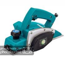 Plaina elétrica industrial 82MM 110v ST1900 Siga Tools -