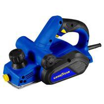 Plaina Elétrica Profissional 750w 16500 Rpm Goodyear -