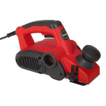 Plaina Elétrica Schulz 800W 82mm Vermelha -