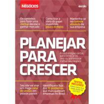 Planejar para Crescer - Coleção Gestão & Negócios - Editora escala -