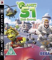 Planet 51: The game - Sega