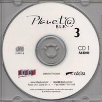 Planeta 3 - cd audio (paquete de 2) - Edelsa
