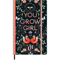 Planner Capricho You Grow Girl - 2021 - Tilibra -