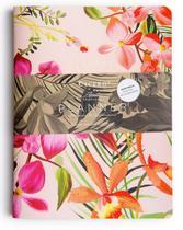 Planner Floresta Tropical Dia 80 g/m² 19,0 x 25,0 cm com 68 Páginas Cicero -