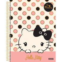 Planner permanente espiral 80 fls Hello Kitty São Domingos -