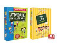 Plano de Aula 40 Semanas - 3º Ano + Coleção Atividade na Sala de Aula  3 Ano Ensino Fundamental - Editora rideel