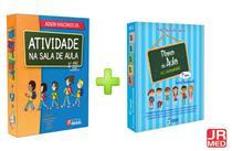 Plano de Aula 40 Semanas - 5º Ano + Coleção Atividade na Sala de Aula  5 Ano Ensino Fundamental - Editora rideel