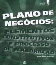 Plano De Negocios - Elementos Constitutivos E Processo De Elaboracao - Ibpex