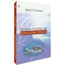 Plano mestre de evangelismo pessoal - Cpad