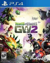 Plants Vs Zombies Garden Warfare 2 Ps4 Midia Fisica -