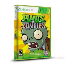 Plants Vs. Zombies - Xbox 360 - Jogo