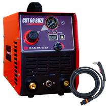 Plasma para Corte CUT 60 Corta até 12 MM 220V Monofásica BAMBOZZI -