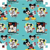 Plastico Adesivo 45CMX10M Mickey MOD.960 - V.M.P.