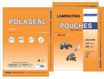 Plástico Para Plastificação Polaseal A4 - 220x307x0,05  100 Unidades - Plastfix
