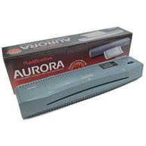 Plastificadora E Laminadora Aurora 220v A3 A4 OFICIO -
