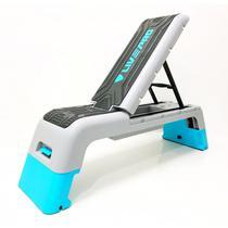 Plataforma de exercícios regulável antiderrapante - Liveup -
